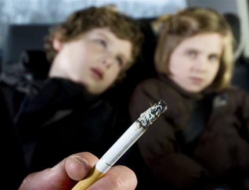 Les méfaits de la fumée secondaire