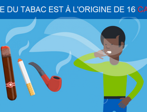 L'USAGE DU TABAC EST À L'ORIGINE DE 16 CANCERS